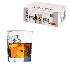 Набор стаканов для виски Kosem Pasabahce 300 мл. (42083)