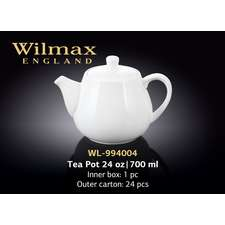 Чайник заварочный Wilmax  700 мл. (WL-994004)