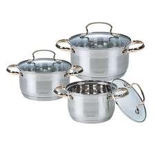Набор посуды Maestro 6 предметов (MR-3516-6М)