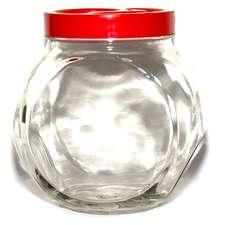 Набор банок для сыпучих Pasabahce Bella 4 шт. (80000)