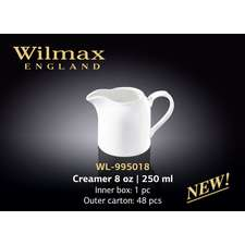 Молочник Wilmax 250 мл. (WL-995018)