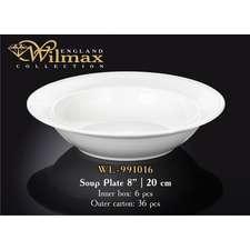 Тарелка глубокая Wilmax 20 см. (991016)