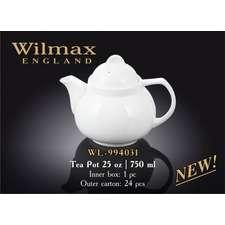 Чайник заварочный Wilmax 750 мл. (994031)