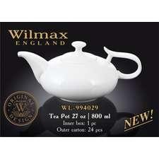 Чайник заварочный Wilmax 800 мл. (994029)