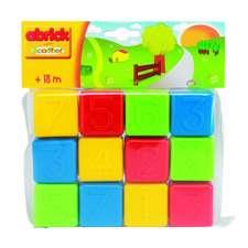 Развивающие кубики с цифрами(404)