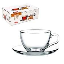 Сервиз чайный Basic Pasabahce 12 пр. (97948)
