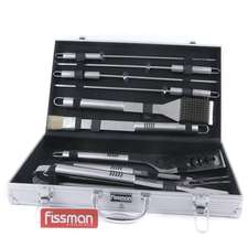 Набор для барбекю Fissman 10 предметов (BQ-1014.10)