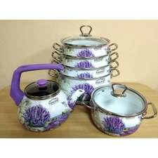 Чайник Лаванда Interos 2,2 л. (ИТ-16707-чайник)