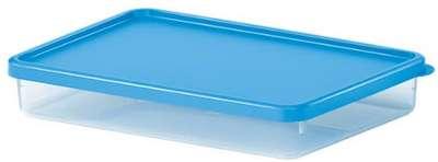 Прямоугольный пищевой контейнер Snap&Close Emsa 2400 мл. (EM508582)