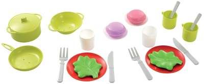 Игровой набор Посуда в сумочке Ecoiffier (982) 74520