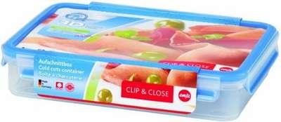 Контейнер для холодной нарезки Clip&Close 3D Emsa 1,65 л. (EM509040)