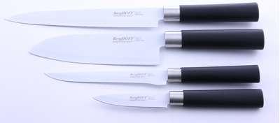 Набор ножей керамических белых BergHOFF 4 предмета (1304000) 60915