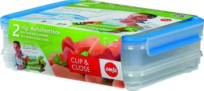 Контейнер для холодной нарезки Clip&Close 3D Emsa (EM508557)