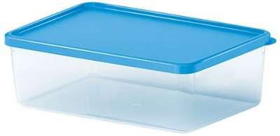 Прямоугольный пищевой контейнер Snap&Close Emsa 5,3 л. (EM508584)