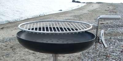 Гриль пляжный Nielsen 40 см. (200-10346) 72983