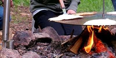 Сковорода викинга Nielsen 60 см. (200-10438) 74038