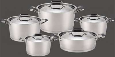 Набор посуды Elara Fissman 10 предметов (SS-5823.10) 54877