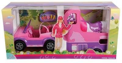Набор  Джип с трейлером и конем Steffi Love (4667892) 74767