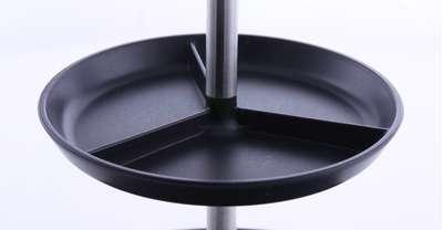 Двухярусная стойка-ваза для печенья или фруктов BergHOFF (3800017) 60848