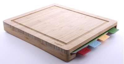 Набор пластиковых досок в деревянном футляре BergHOFF 37х29 см. (1101736)