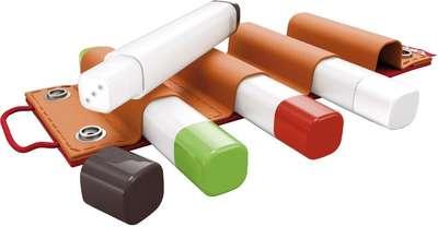 Набор для специй в чехле Emsa Spice Sticks 0,035 л. (EM513680)