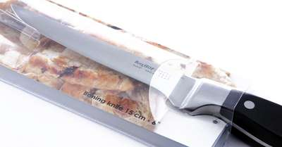 Нож для выемки костей berghoff 15 см. (1301723) 60992
