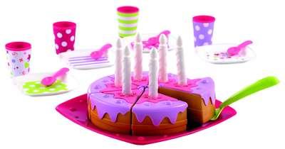 Набор посудки Ecoiffier С Днем Рождения Ecoiffier (2613)