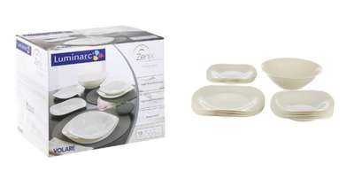 Сервиз Luminarc Volare Bone 19 предметов (G5350) 56883