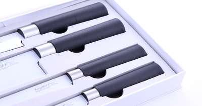 Набор ножей керамических белых BergHOFF 4 предмета (1304000) 60916