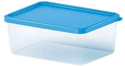 Прямоугольный пищевой контейнер Snap&Close Emsa 3,5 л. (EM508583) 68277