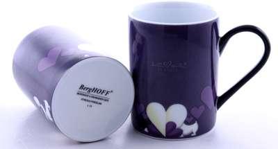 Кофейная кружка фиолетовая Lover by Lover BergHOFF (3800002) 60797