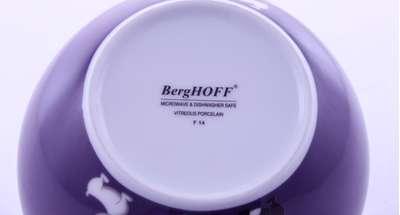 Мисочка для мюсли фиолетовая Lover by Lover BergHoff (3800010) 60785