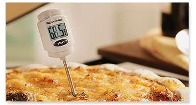 Термометр для мяса Big green Egg  (PT12)