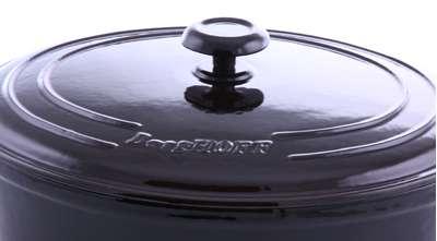 Кастрюля чугунная овальная BergHOFF Neo Cast Iron (3502630) 68628