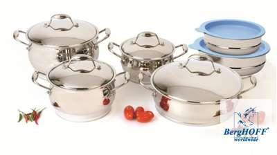 Набор посуды Zeno BergHOFF 12 пр. (1111002)