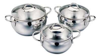 Набор посуды Tombik Korkmaz 6 пр. (A1801)