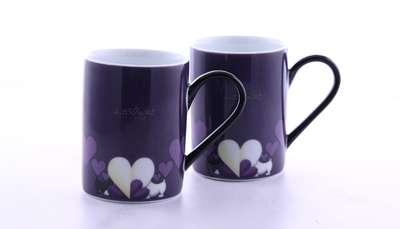 Кофейная кружка фиолетовая Lover by Lover BergHOFF (3800002) 60796