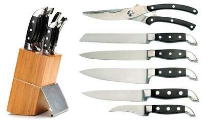 Набор ножей в колоде Orion BergHOFF 7 пр. (1306193)
