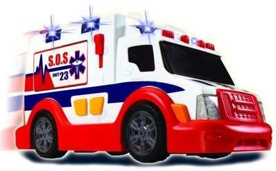 Авто Скорая помощь Dickie Toys (3308360)