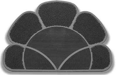 Коврик резиновый Лепесток (РТИ К-10)