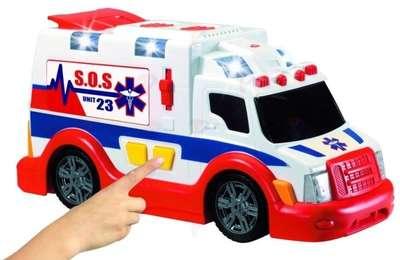 Авто Скорая помощь Dickie Toys (3308360) 74598