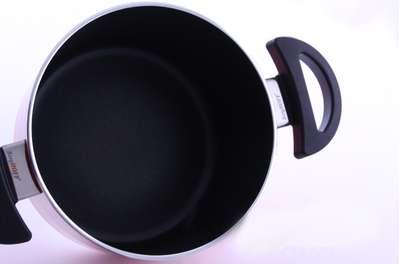 Кастрюля с крышкой Berghoff Eclipse 24 см, 6,6 л. (3700115) 64085