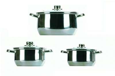 Набор посуды Maestro 6 пр. (MR-2020-6М)