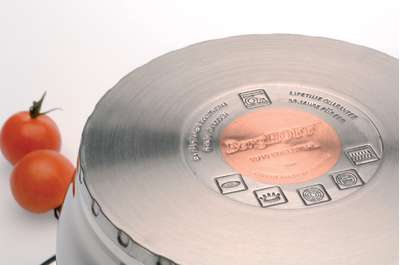 Пароварка Cosmo BergHOFF 20 см., 3,8 л. (1102214) 60657
