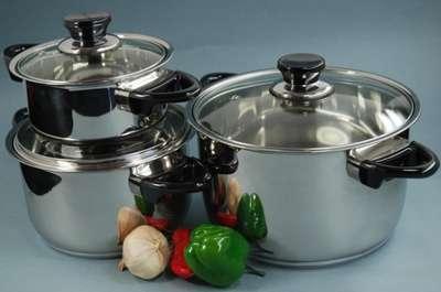 Набор посуды Vision Premium BergHOFF 6 пр. (1112459) 61654