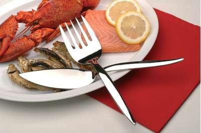 Вилка для рыбы сервировочная Saxophone BergHOFF (1207179) 69915