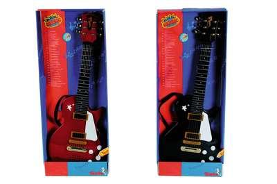 Электронная Рок-гитара Simba, 56 см., 2 вида, 4+ (6837110) 73335