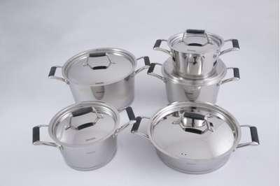 Набор посуды Elara Fissman 10 предметов (SS-5823.10)