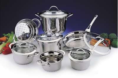 Набор посуды Tulip Berghoff 12 предметов (1112282) 61608