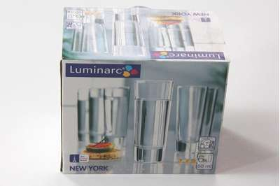 Набор рюмок Luminarc ОСЗ Нью-Йорк 50 мл. (H5018/1) 61375